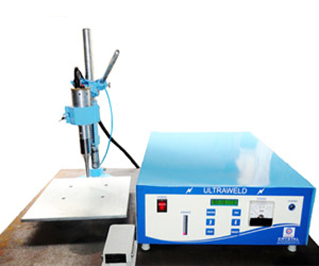 Ultrasonic Hand Held Spot Welding Machine